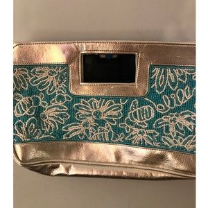 Lilly Pulitzer Beaded Handbag !! 👜💙